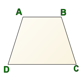 Trapezoids And Perpendicular Sides Ask Professor Puzzler