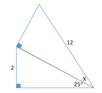 Two Triangle Trig: Pro Problems