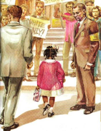 ruby bridges movie essay Ruby bridges essay: injustice challanged the pledge of allegiance that all students are encouraged to recite every morning promises justice for all.